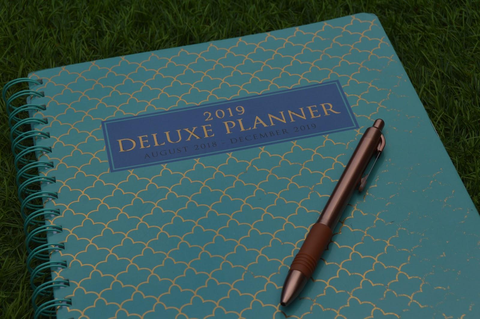 2019 deluxe planner