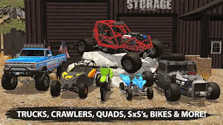 offroad outlaws mod apk unlimited money and gold