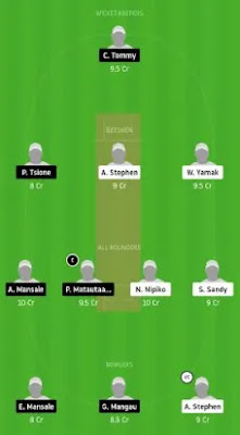 MTB vs IS Dream11 team prediction | VANUATU T10 2020