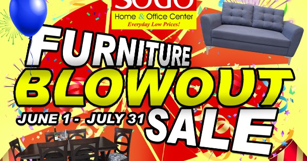 Manila Shopper Sogo Home Amp Office Center Furniture
