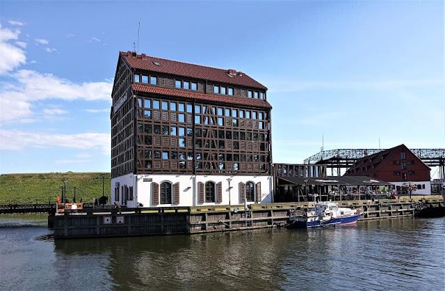 l'old mill hotel vicino al porto di klaipeda