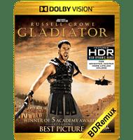 GLADIADOR (2000) EXTENDED BDREMUX 2160P DOLBY VISION MKV ESPAÑOL LATINO