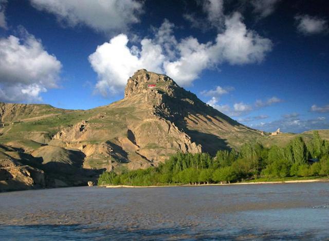 Elazığ Palu Kalesi
