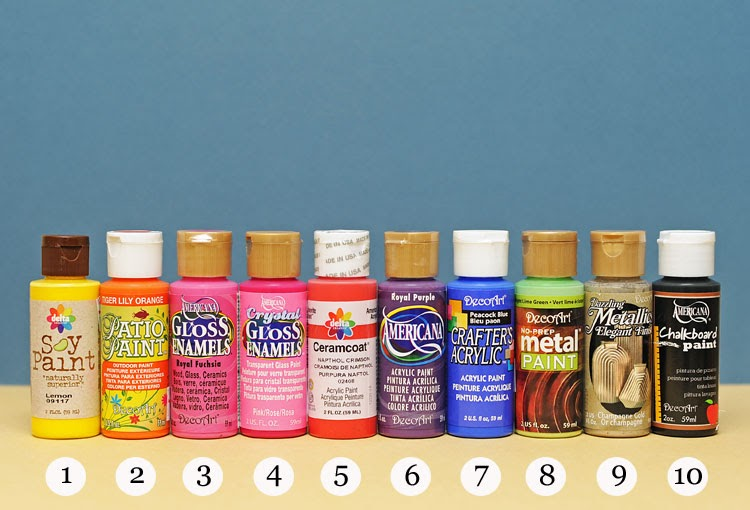 Ben Franklin Crafts And Frame Shop Acrylic Paints Which
