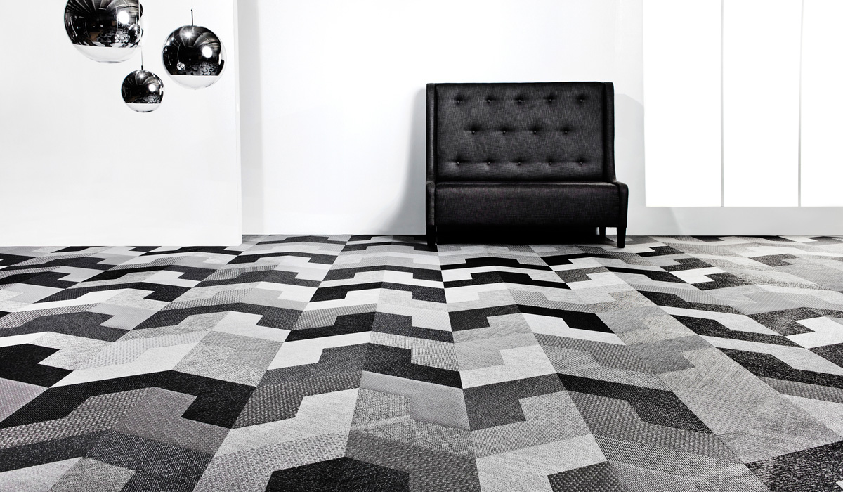 Lausnotebook Bolon Launches New Studio Tile Wing
