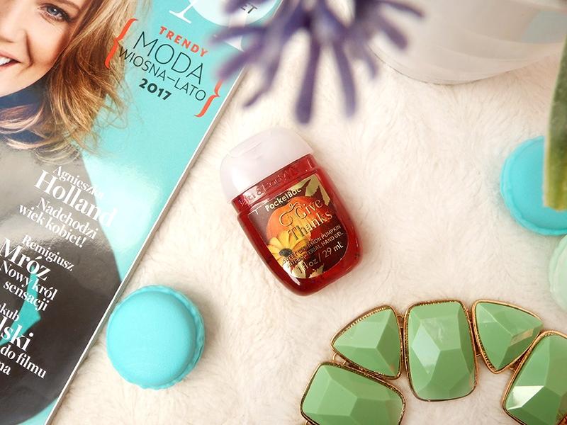 sweet cinnamon pumpkin, hand gel, żel antybakteryjny