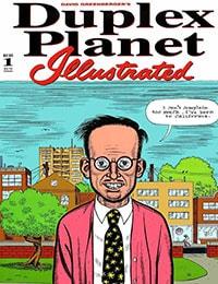 Duplex Planet Illustrated Comic