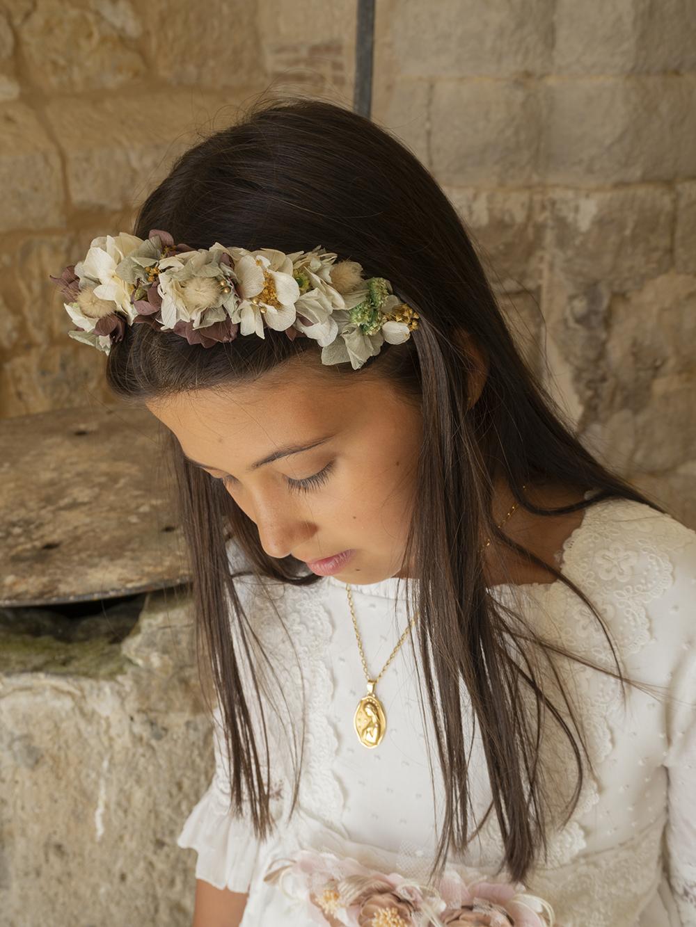 Coronas de flores para decorar + Sorteo_23