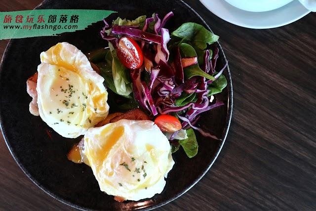 【北海咖啡馆】提供优质餐点的 COFFEOL's Cafe