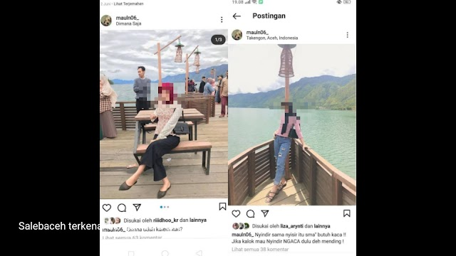 Wanita Cantik Aceh Timur Jadi Sorotan Dugaan Penipuan Struk Pembelian Barang Palsu Sama Pacar