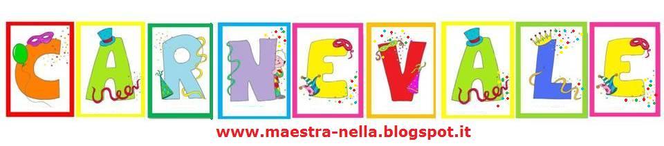 Maestra nella striscione carnevale for Maestra mary carnevale