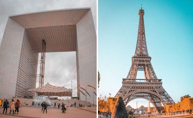 Passeio em Paris - Arco do Triunfo, Sainte-Chapelle e Panteão