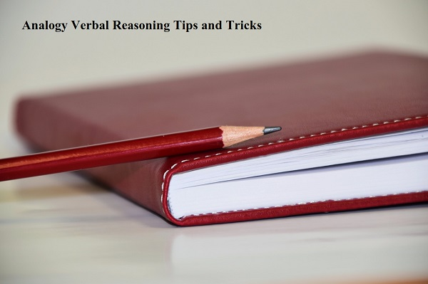 Analogy Verbal Reasoning Tips and Tricks