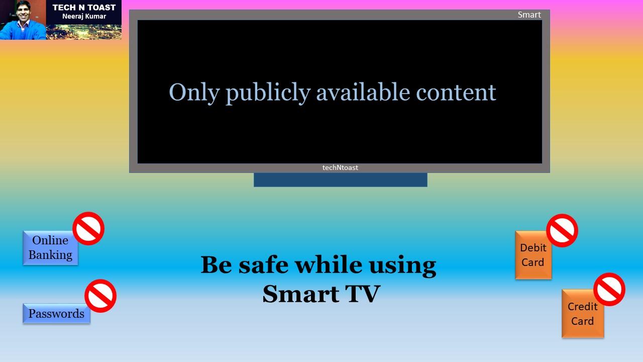 Security in Smart TV