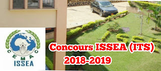 CAPESA Concours ISSEA (ITS) 2018-2019