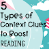 5 Types of Context Clues to Boost Reading Comprehension