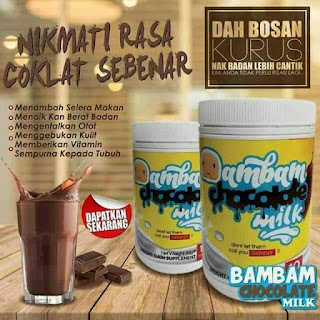 BAMBAM CHOCOLATED MILK