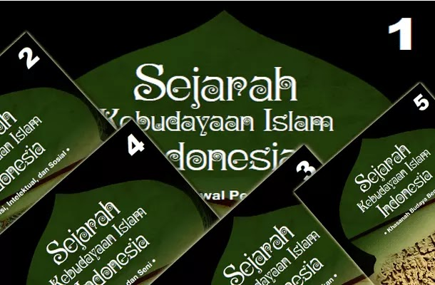Buku Sejarah Kebudayaan Islam Indonesia