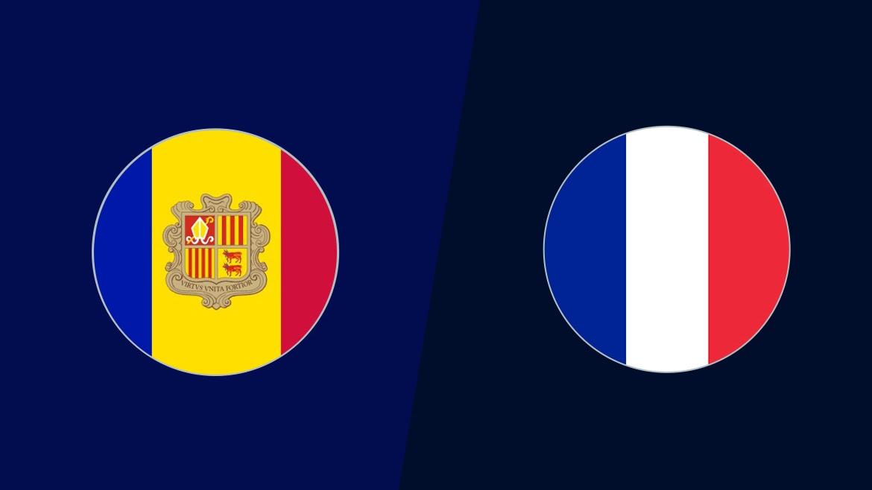 مشاهدة مباراة أندورا و فرنسا 11-06-2019 تصفيات يورو 2020