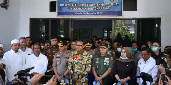 Pangdam Hasanuddin : Penundaan  Ijtima  Upaya Pemerintah dalam Pencegahan Penyebaran Covid- 19