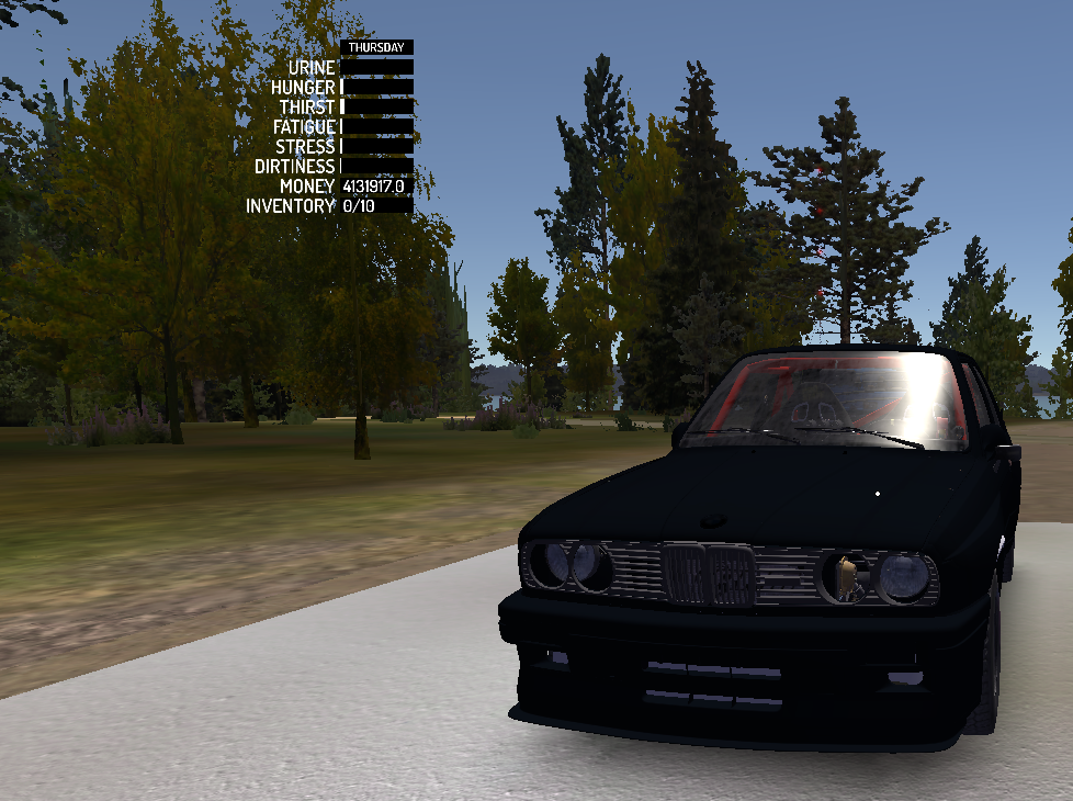 Bmw E30 For My Summer Car