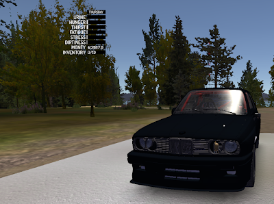 Download mod car , BMW E30 for My Summer car, MSC Game PC