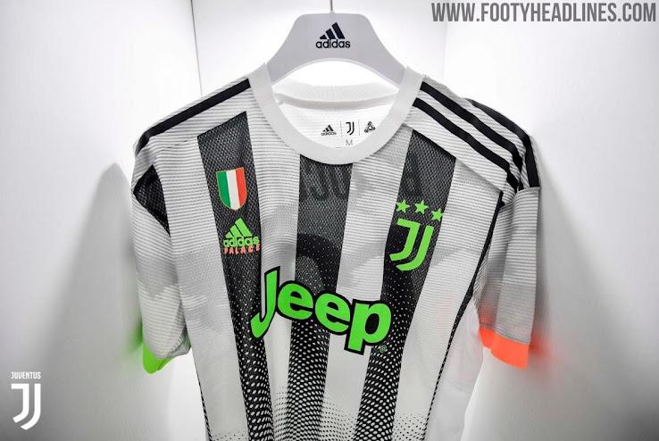 Adidas Juventus 19 20 Palace Fourth Kit 7 | Áo Bóng Đá Sum Store