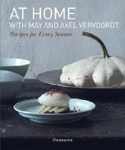 Order the book:  AT HOME with May and Axel Vervoordt, Recipes for Every Season -as seen on l&l