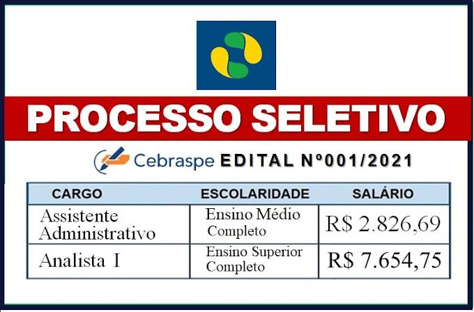 Concurso Apex-Brasil 2021: inscrições abertas para níveis médio e superior com salários até R$ 7.654,75. Saiba mais