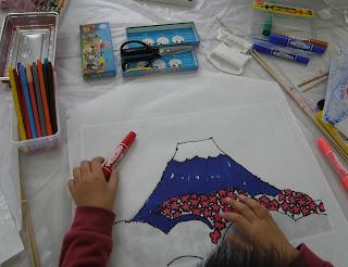 ■2020年1月13日(月祝) 「子ども凧作り教室」
