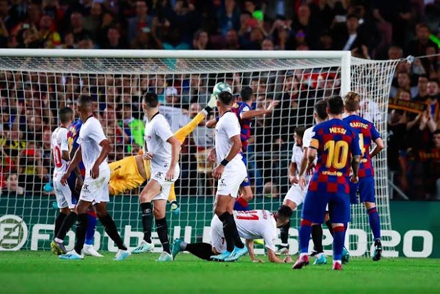 """Ronaldo hay nhất trận Inter - Juventus dù không ghi bàn, vẫn """"buồn"""" vì Messi 2"""