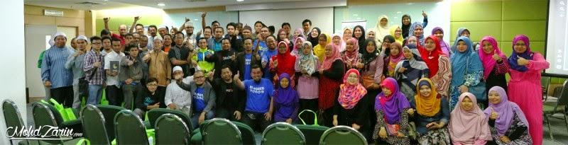 Seminar Buat Duit Affiliate Dengan Blog