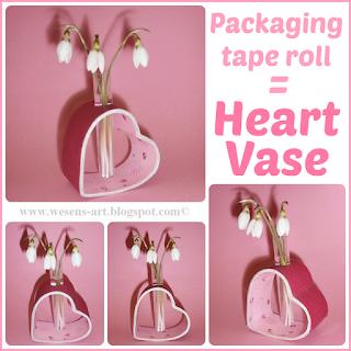 HeartVase wesens-art.blogspot.com