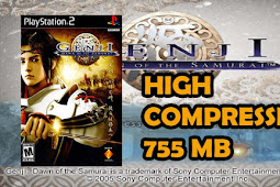 Genji Dawn of the Samurai High Compressed PS2/PCSX2/Damon [755 MB]