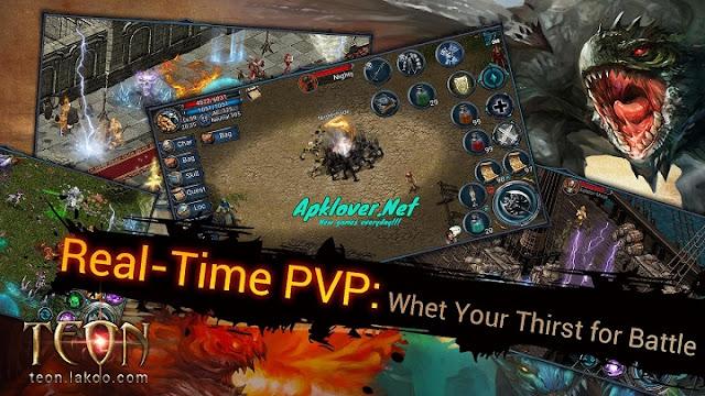 Teon ARPG APK premium