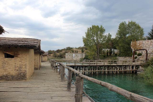 Bay of Bones North Macedonia Ohrid lake