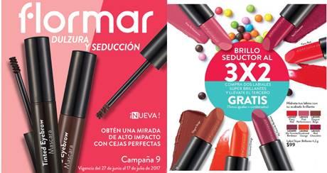 Productos Flormar Campaña 9 2017