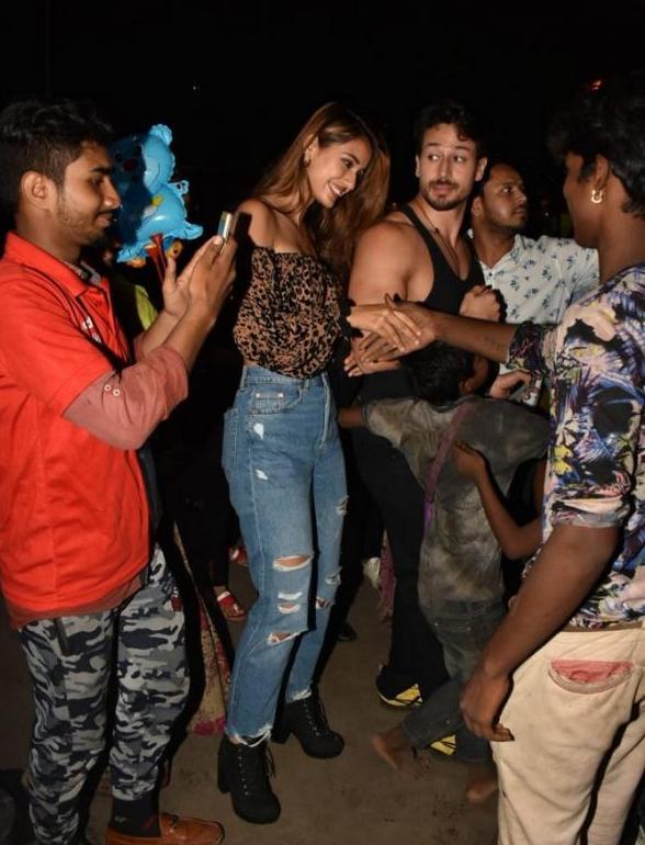 Disha patani birthday Celebrations Photos 2019