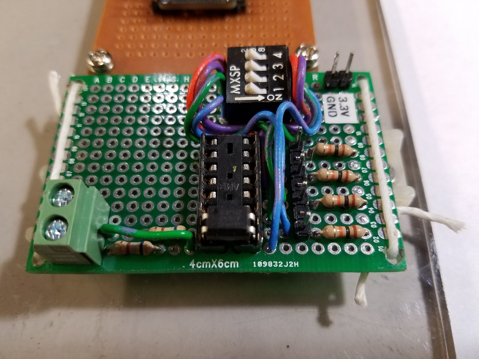 Mad Lab 5 Email Smoke Detector Using Raspberry Pi Sensor Circuit Basically Closing The Switch Simulates Optoisolator Due To Detectors Activation