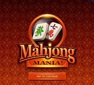 jogo Mahjong Mania Game grátis