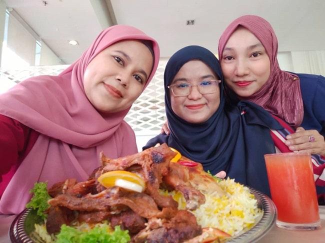 Review nasi arab sedap Terengganu