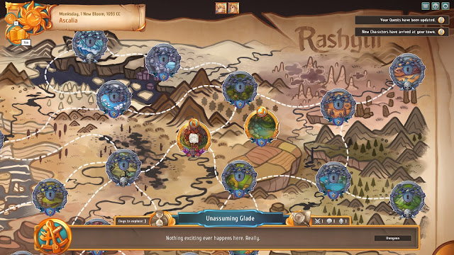 Regalia - Of Men and Monarchs preview on PC