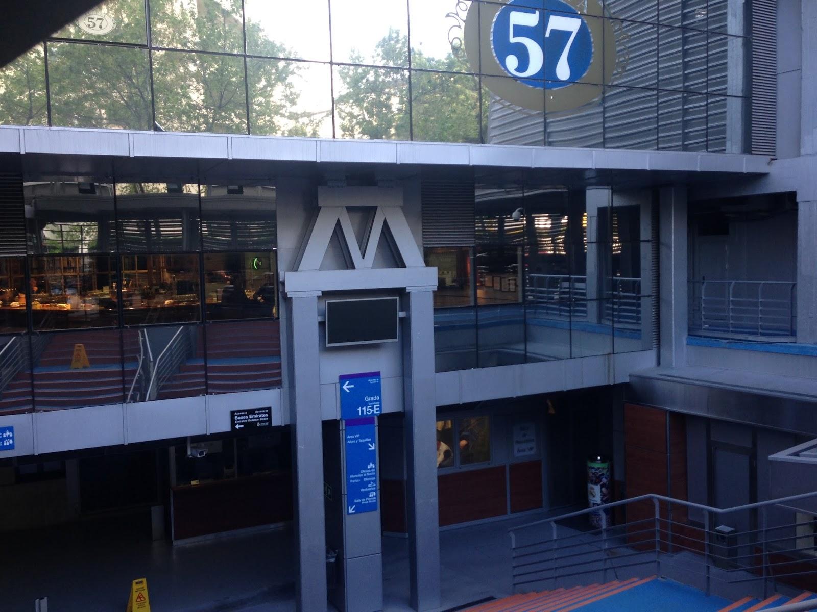 Puerta 57 madrid for Puerta 57 restaurante