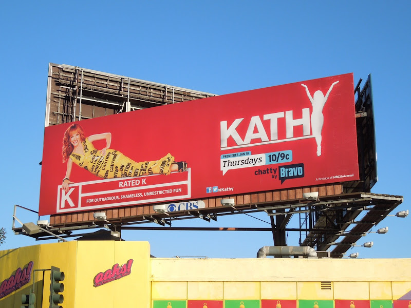Kathy season 2 billboard