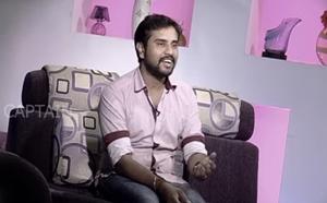 Naanum En Paattum | Captain Tv show | Harihara Sudhan | Play Back Singer