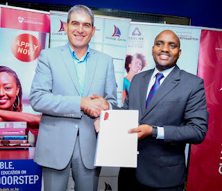 Cause bank partnerships with edulink international college