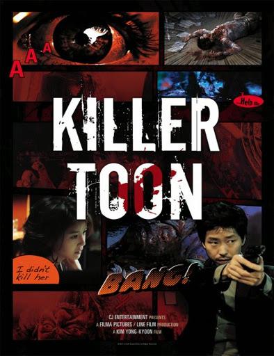 Ver Killer Toon (Deo Web-toon: Ye-go Sal-in) (2013) Online