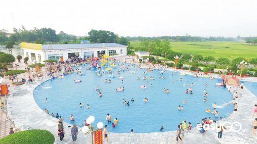 Địa điểm vui chơi ở thành phố Thái Nguyên
