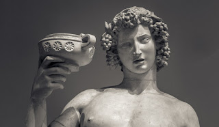 Dionysus Brumalia Saturnalia Christmas