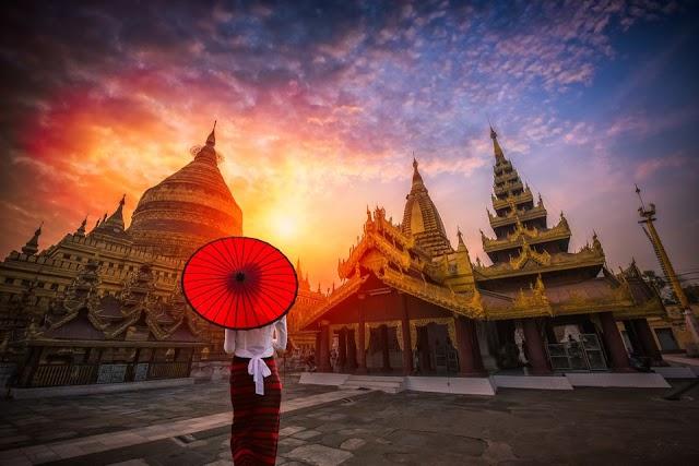 Basic travel guide in Myanmar